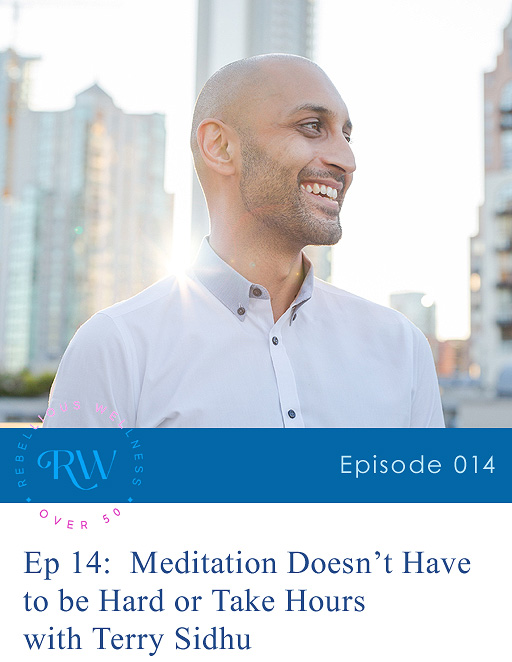 Episode 14: Meditation doesn't have to be hard or take hours