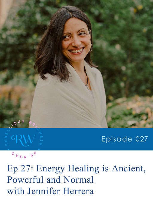 Episode 27: Energy Healing is Ancient, Powerful and Totally Normal